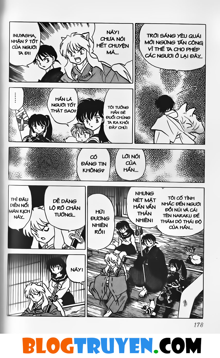 Inuyasha vol 35.10 trang 13