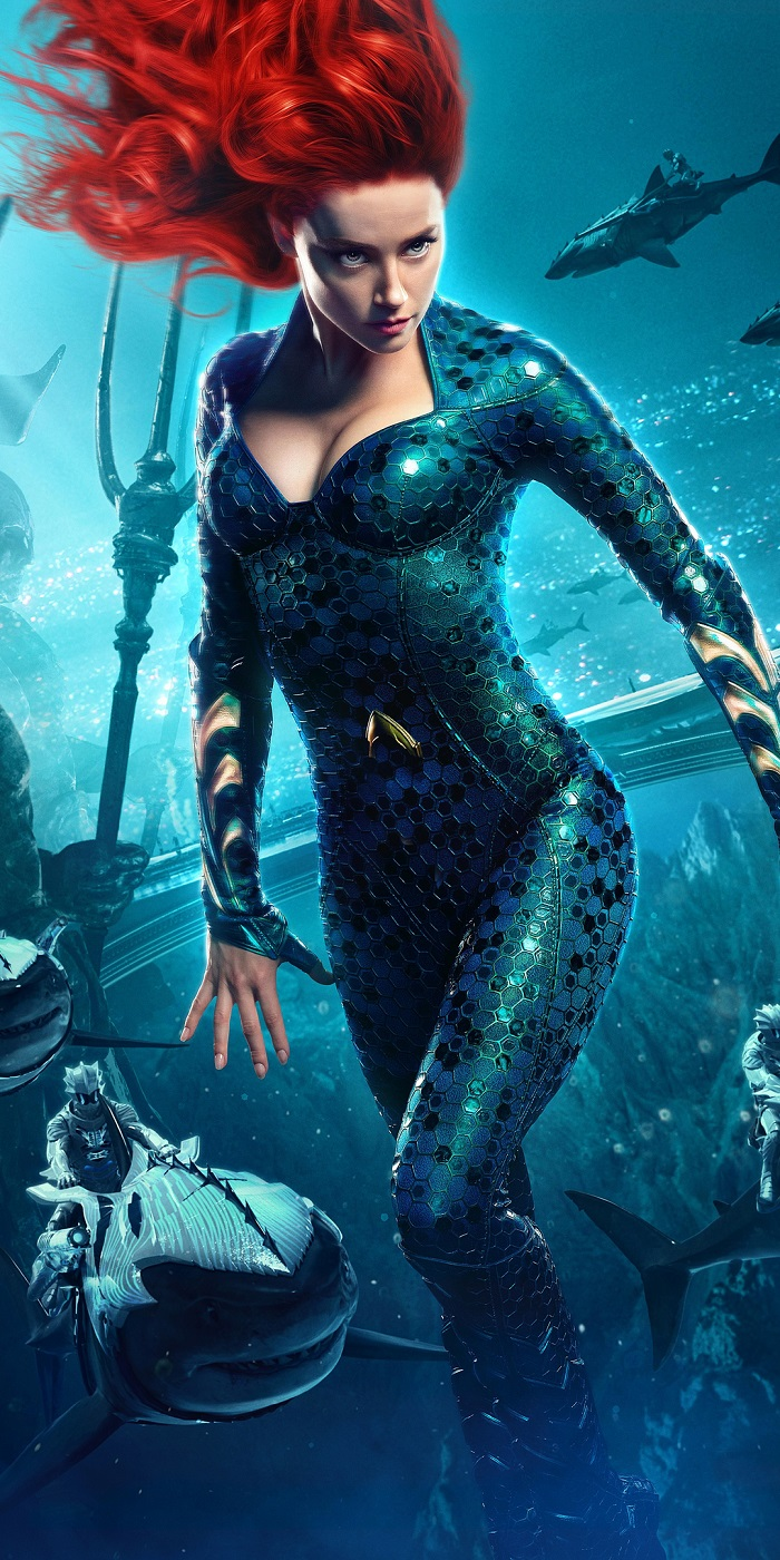 Mera Aquaman Sexy Main Actress
