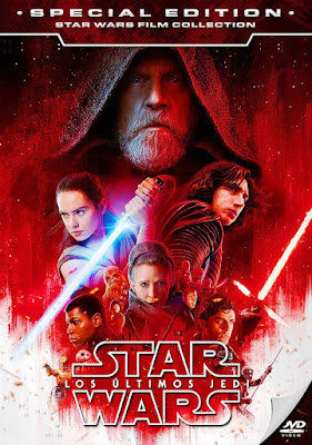 Star Wars: Episode VIII – The Last Jedi [2017] [DVDR] [R1] [NTSC] [Latino]