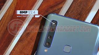 Kamera wide angle Samsung Galaxy A9 2018