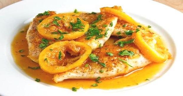 Sticky Lemon Chicken Recipe