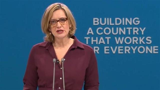 British Home Secretary Amber Rudd resigns over immigration fiasco