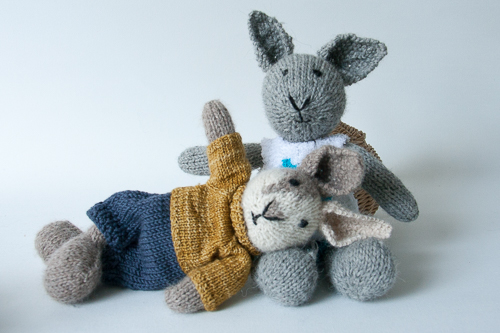 vêtements pour lapins little cotton rabbits