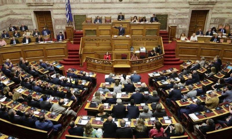 Απορρίφθηκε η πρόταση μομφής κατά της κυβέρνησης