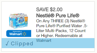 Extreme Couponing Mommy: STOCKUP PRICE on Nestle Pure Life