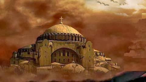 Νέα τουρκική πρόκληση: Ο Τούρκος αντιπρόεδρος θέλει να γίνει η Αγιά Σοφιά τζαμί
