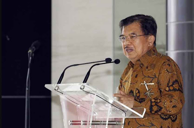 Wakil Presiden Republik Indonesia Jusuf Kalla