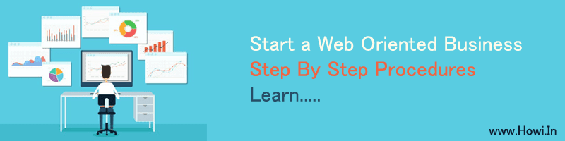 Start a Web Oriented Business