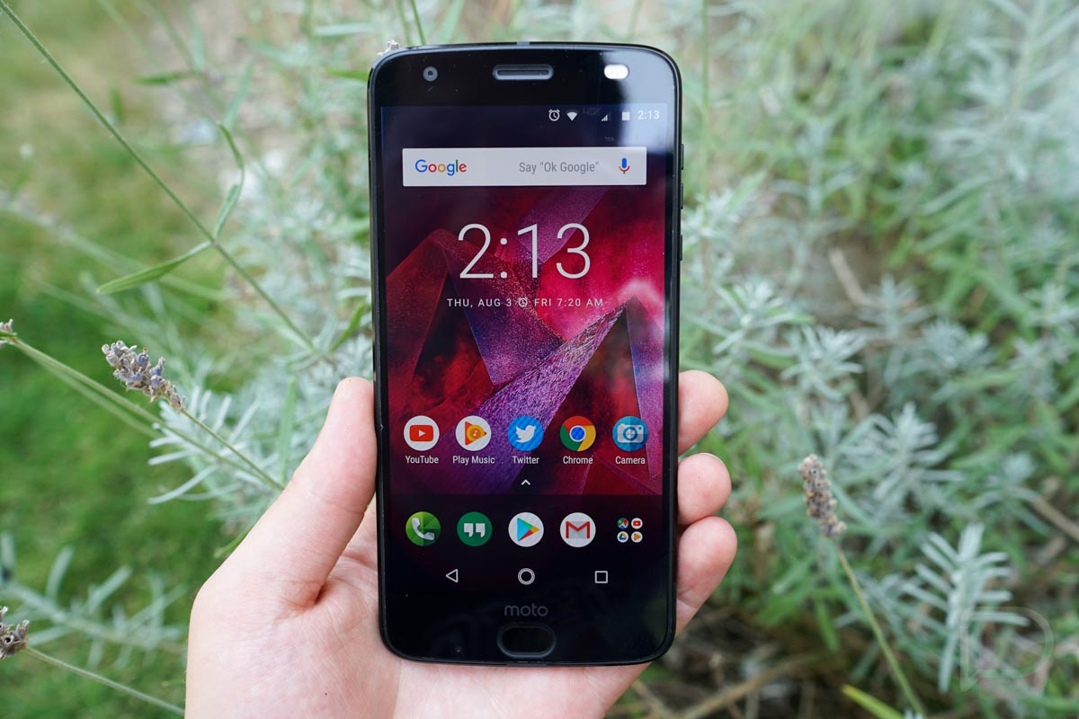 Moto Z2 Force LineageOS 15 1 ROM arrives with Android 8 1