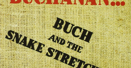 Roy Buchanan - Buch and The Snake Stretchers (1971)