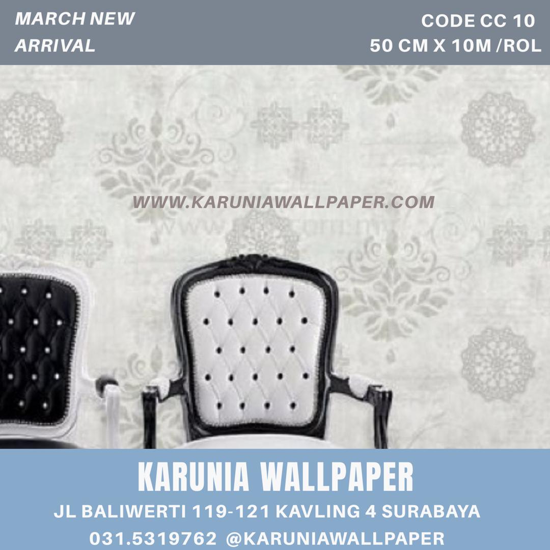 jual dinding wallpaper minimalis klasik surabaya