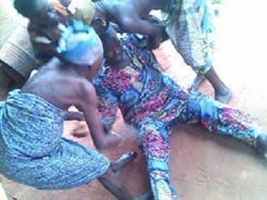 PANDEMONIUM In Ogun Community As Gov. Amosun Installed Alleged  Land grabber, Bunkerer, Smuggler As Monarch