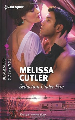 seduction under fire, melissa cutler, book review