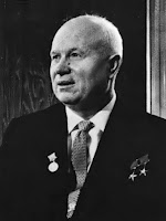 Political Officer Nikita Khrushchev