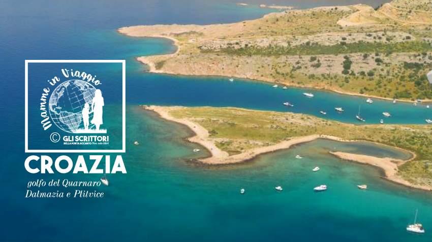 Croazia: il golfo del Quarnaro e la Dalmazia coi bambini