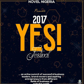 Novel Nigeria Presents YES Festival 2017