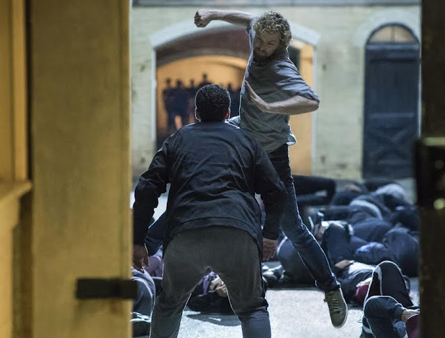 Netflix revela la fecha de estreno y la primera imagen de 'Marvel - Iron Fist'