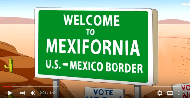 Mexifornia Sues Trump Over Building the Border Wall!