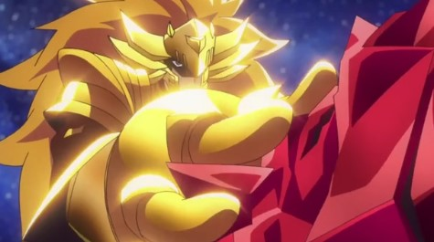 High School DxD Hero Episodio 11