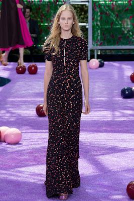 Christian Dior Alta Costura otoño-invierno 2015/16
