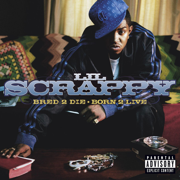 Lil Scrappy - Bred 2 Die Born 2 Live Cover