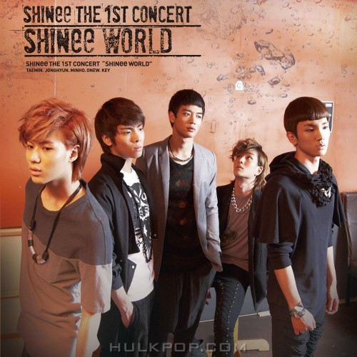 SHINee – The 1st Asia Tour Concert Album `SHINee WORLD`