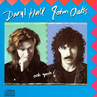 Daryl Hall and John Oates - Ooh Yeah! okładka albumu