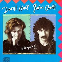 Daryl Hall and John Oates - Ooh Yeah! okładka albumu