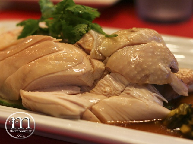 Boon Tong Kee's Signature Boiled Chicken