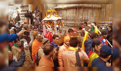 Opening date of Kedarnath temple