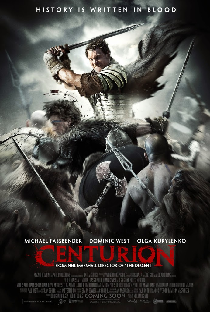 Centurion อหังการนักรบแผ่นดินเถื่อน [HD][พากย์ไทย]