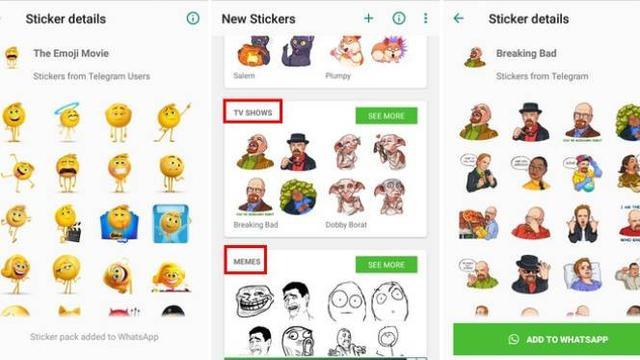 Download Stiker WhatsApp Lucu dan Keren