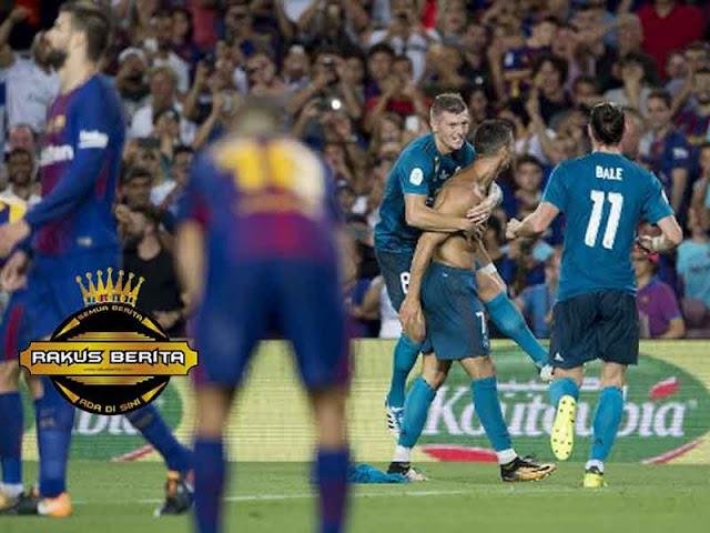 Salgado Menyebutkan Madrid Lebih Stabil Dibandingkan Barcelona