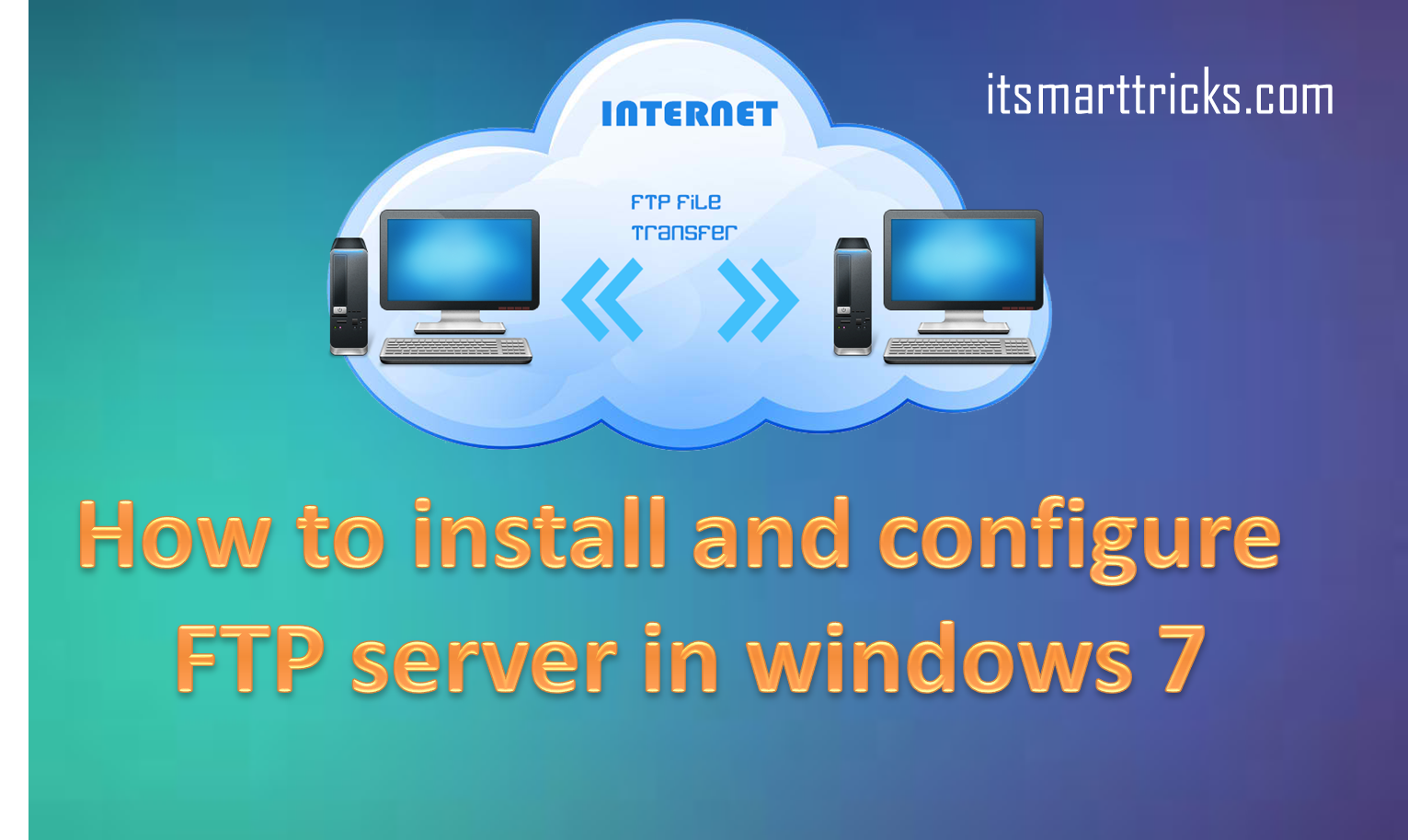 how to make tftp server in windows 7