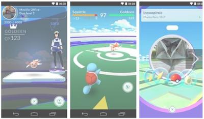 Pokemon Go Apk Suport Asus Zenfone dan CPU Intel v0.33.0 Terbaru