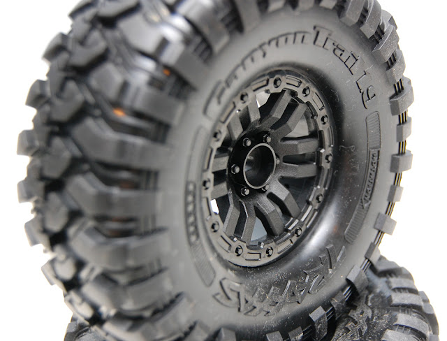 Traxxas TRX-4 wheels