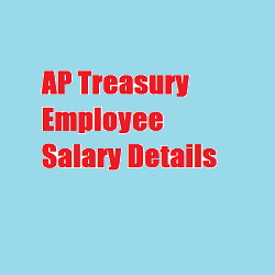 AP Treasury Employee Salary Details