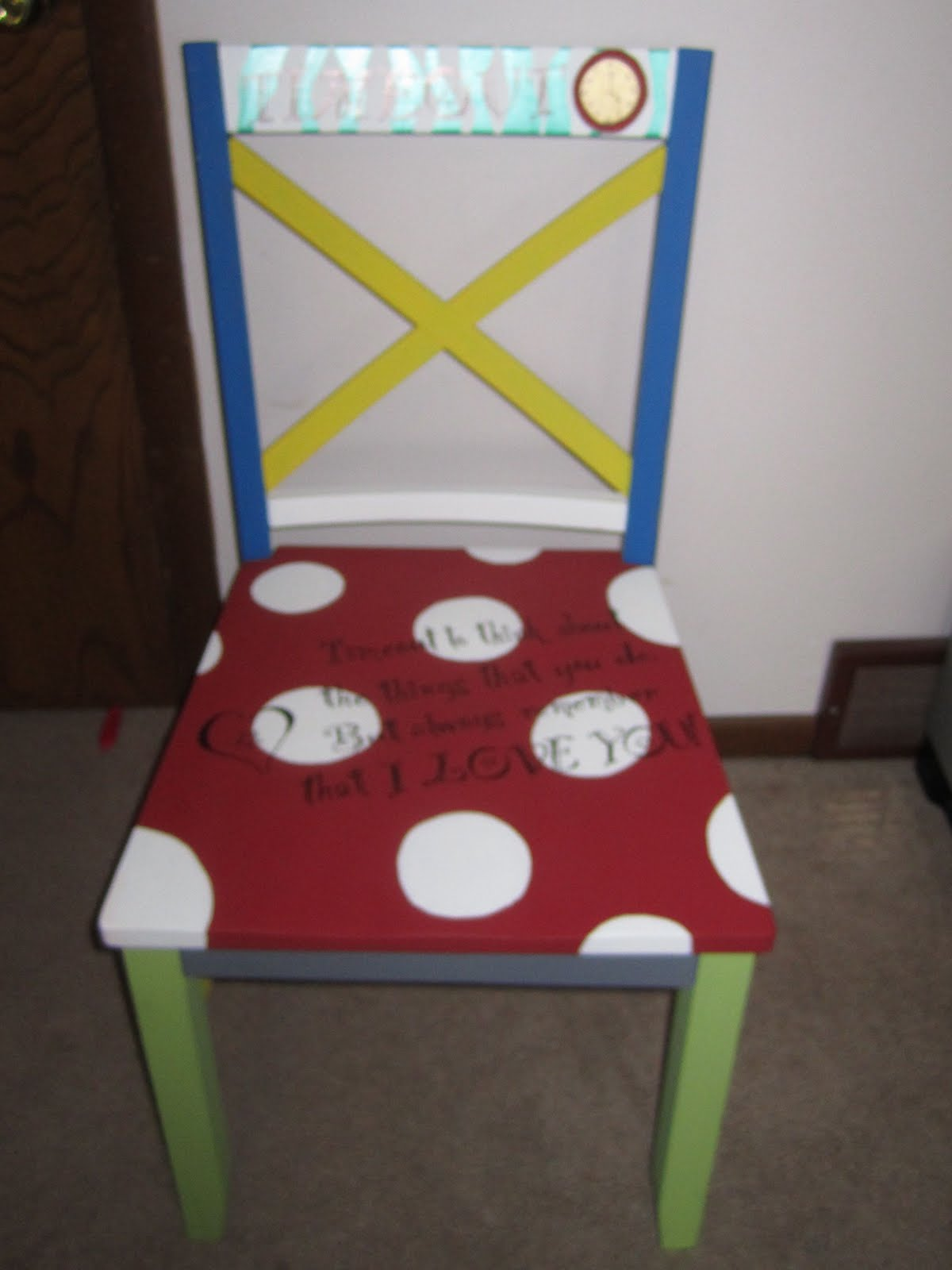 toddler foam chair bar height pub table and chairs my journey to super mom: craft corner