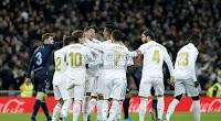 ريال مدريد يقلب تاخر من الخساره للفوز على فريق ريال سوسيداد بثلاث اهداف لهدف في الدوري الاسباني