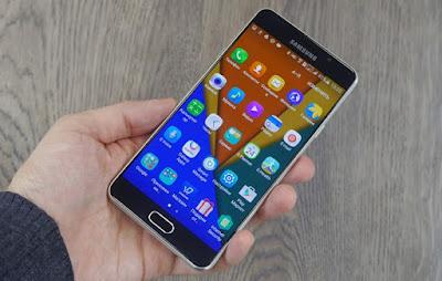 Cách test Samsung Galaxy A7 2016 cũ