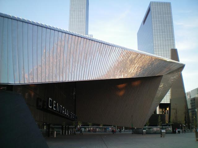 Estación central de Rotterdam