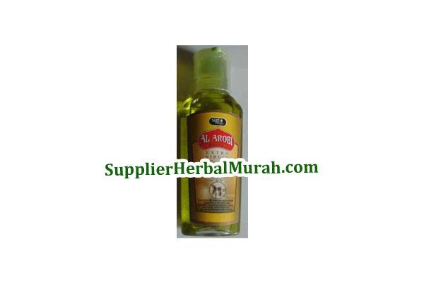 Grosir Minyak Zaitun Extra Virgin Al-Arobi 5 botol @ 60 ml