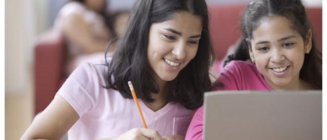Novas iniciativas atraem meninas para a tecnologia.