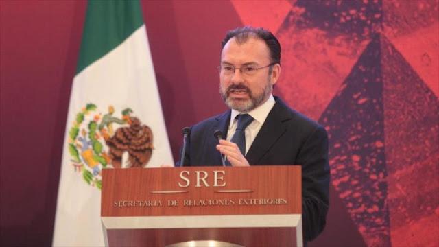 """""""México no optará por sumisión en su relación con EEUU"""""""