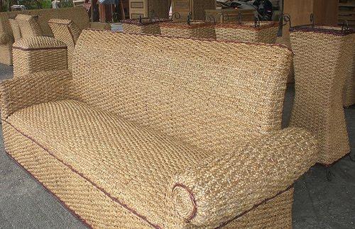 Water Hyacinth Handicraft Business Opportunities Tech