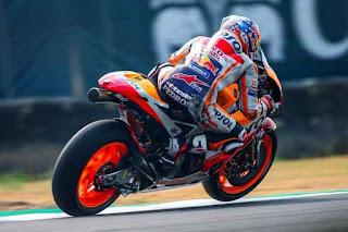 Pada hari terakhir tes pramusim MotoGP di Sirkuit Buriram, Thailand, Minggu (18/2/2018) pembalap Dani Pedrosa menjadi yang tercepat di tes pramusim tersebut.