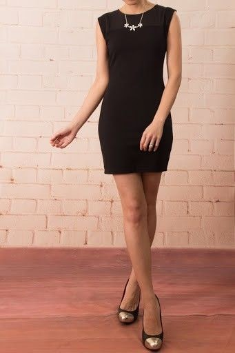 Dress in black
