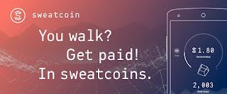 Sweatcoin, App para ganar dinero por andar