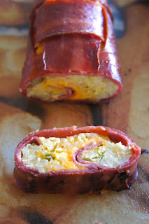 Breakfast Sushi: Savory Sweet and Satisfying