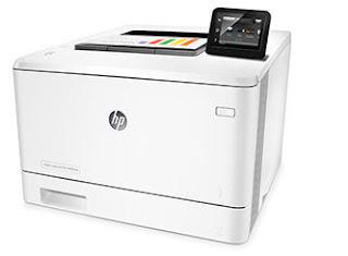 HP LaserJet Pro M452dw Printer Driver Download